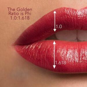 lip ratio